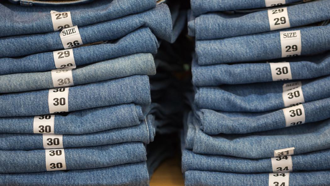 comment connaitre sa taille de jean